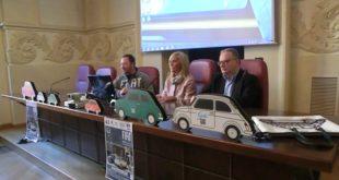 A Chieti e Francavilla la celebrazione dei 60 anni della Fiat 500 VIDEO