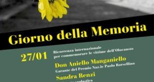 """Giornata della Memoria, all'Istituto """"V. Moretti"""" di Roseto c'è don Aniello Manganiello"""