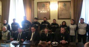 Pescara, raddoppia il Gruppo di Intervento Operativo Nucleo Antidegrado VIDEO