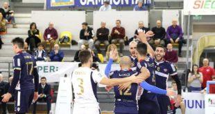Una Sieco da 'Pool B' vince al tie-break contro Mosca Bruno Bolzano