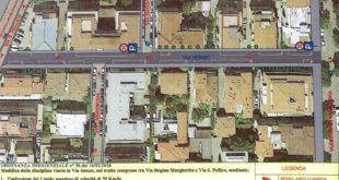 Pescara, i parcheggi di viale Muzii spostati su via Isonzo.