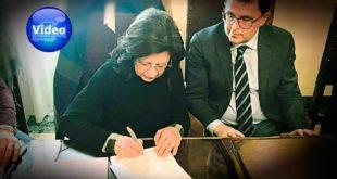 Pescara, sottoscritto accordo tra Comune e Laad per il verde pubblico VIDEO