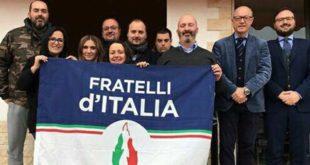 Montesilvano, costituito il coordinamento cittadino di Fratelli d'Italia