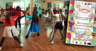 Welfare familiare:A Pescara squadre in gara con il Carnevale 'I Care'