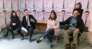 Elezioni, Alessandro Marzoli presenta la propria candidatura VIDEO