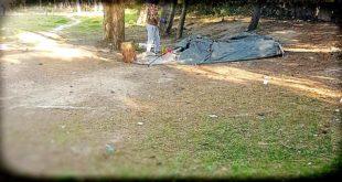 Linea dura contro i bivacchi a Montesilvano. Dopo quello, di ieri attuato un nuovo sgombero