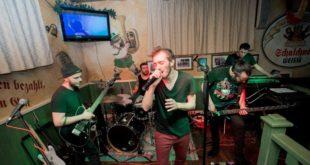 Gli Star Collision allo Stammtisch Tavern di Chieti Scalo