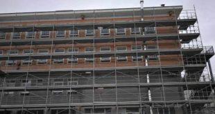 Miglioramento sismico all'Istituto Mario dei Fiori di Penne: proseguono i lavori