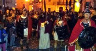 Sabato 24 marzo a Montesilvano Colle IV edizione rappresentazione della Via Crucis