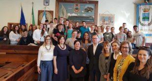 Studenti tedeschi a Roseto fino alla fine di aprile ospiti del Saffo