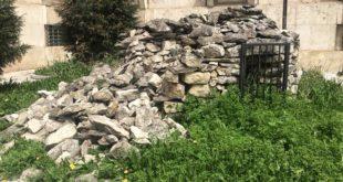 Pescara, crolla il Tholos della Provincia, da domaniverrà ricostruito