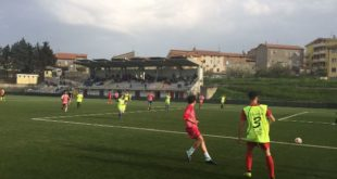 Primo raduno ufficiale Carpi FC 1909 riservato ai ragazzi dal 2002 al 2005 a Cupello