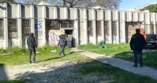 Pescara, nuova operazione del GIONA della Polizia Municipale all'ex Enaip, fermate 10 persone