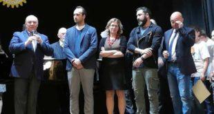 L'Istituto comprensivo di Pianella trionfa al concorso Rotary di Atri