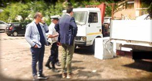 """Montesilvano rifiuti in Via Rimini, Maragno: """"Nuovi abbandoni, atto di inciviltà inaccettabile"""""""