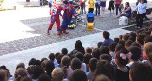 Montesilvano, i bambini delle scuole dell'infanzia a lezione i raccolta differenziata