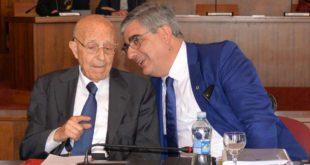 Macroregioni: D'Alfonso 'pronto a far ripartire il progetto', Cassese 'è il momento di superare la storia romana'