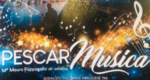 Domenica 24 giugno all'Aurum PescarMusica, concerto del maestro Mauro Pappagallo