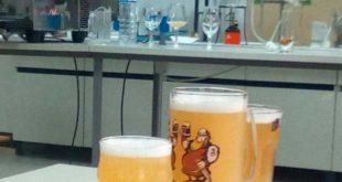 Spoltore, i ragazzi dell'alberghiero alla scoperta dei segreti della birra artigianale