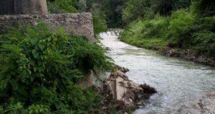 Erosioni al ponte sul fiume Nora a Cepagatti: divieto ai mezzi pesanti e doppio senso unico alternato per i veicoli