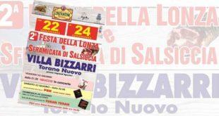 Food: a Torano Nuovo festa della lonza e della sframmicata di salsiccia