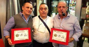 Gemellaggio di tre club del fumo lento abruzzesi a Pescara