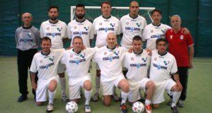 Calcio a 5, il gruppo sportivo polizia municipale Città di Montesilvano protagonista in Basilicata