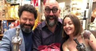 Il Pan'Agrumato al Montepulciano della famiglia Ricci di Lanciano è New Best Product 2018