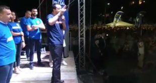 Silvi il sindaco risponde a Comignani sull'utilizzo dell'aula consiliare per la visita di Salvini