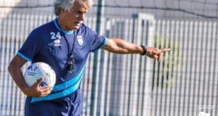 Verso Spezia – Pescara, parla Pillon