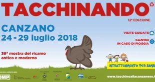 """Dal 24 al 29 luglio torna """"Tacchinando"""", la grande Festa del Tacchino alla Canzanese"""
