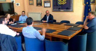 Casello autostradale, Montesilvano, Città Sant'Angelo e Cappelle sul Tavo incontrano il deputato Colletti