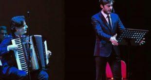 Lino Guanciale in scena con 'Itaca' a Fossacesia