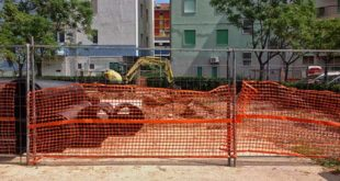 Lavori anti allagamento, proseguono a Montesilvano gli interventi in via Piemonte