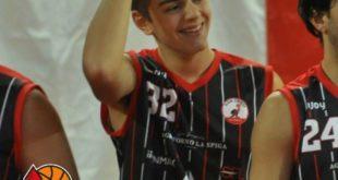 Teate Basket Chieti, anche l'under Daniele Cocco sarà inserito nella prima squadra