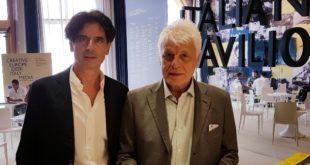 Michele Placido interpreta l'Amore a Torrevecchia  con le musiche di Davide Cavuti