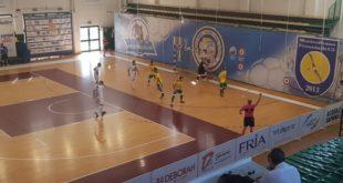 Basta un tempo: Tombesi al secondo turno di Coppa della Divisione