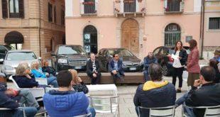 Teramo, incontro del Sindaco con i residenti del quartiere Sant'Anna