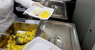 Riparte il servizio mensa, nelle scuole dell'infanzia del comune di Città Sant'Angelo