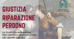 """Tavola Rotonda:  """"GIUSTIZIA, RIPARAZIONE, PERDONO la Giustizia Riparativa per un'etica ricostruttiva dei legami sociali"""""""