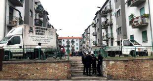 Abusivismo a Pescara: blitz delle forze dell'ordine questa mattina in via Rigopiano