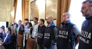 Pescara, il Nucleo Anti Degrado della Polizia Municipale premiato dall'Anci come miglior progetto sicurezza d'Italia