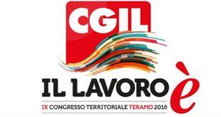 Lunedì 22 e martedì 23 ottobre presso a Teramo il IX Congresso provinciale della Cgil