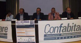 'Rigenerazione Urbana Partecipata', svolto il convegno a Pescara VIDEO