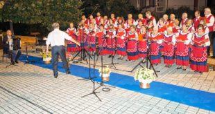 Gemellaggio all'Aquila per il coro Città di Montesilvano – Madonna del Carmelo