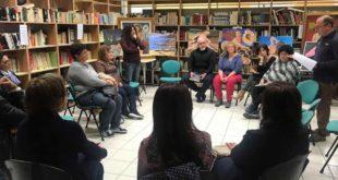 Montesilvano. Immagini e parole d'autore, la biblioteca diventa 'salotto culturale'