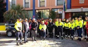 Protezione Civile, il Corpo Volontari di Montesilvano festeggia dieci anni di attività