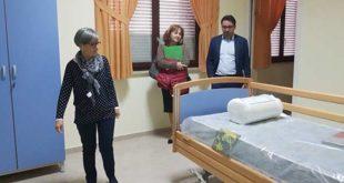 """Teramo, il Sindaco in visita a """"La Dimora"""" nell'ex Ospedaletto"""