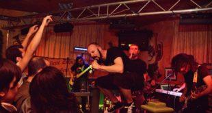 In Nomine Capa in concerto allo Stammtisch Tavern di Chieti Scalo