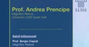'Le sfide dell'innovazione', incontro al Campus di Pescara dell'Università 'Gabriele d'Annunzio'
